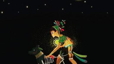 Xoloitzcuintle, el guía hacia el Mictlán