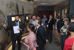 Inauguran exposición conmemorativa por los 195 años de la Instalación del Primer Congreso Constituye