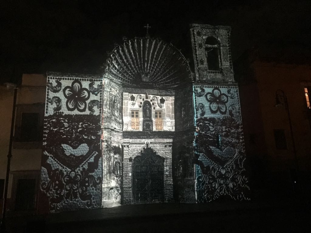 Video Mapping 1