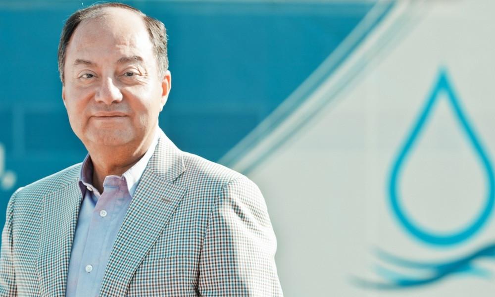 Pedro González García, presidente de Sapal. Foto AM