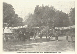 Historia de la Feria de León