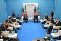 EPN y Trump se reúnen durante la cumbre del G20