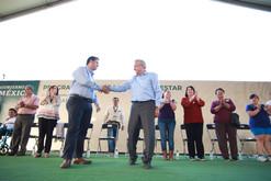 Gobierno Federal y Estatal trabajarán en conjunto por Guanajuato
