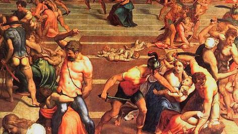 28 de diciembre: Día de los Santos Inocentes