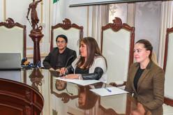 TCA Guanajuato dio la bienvenida a nueva generación de la Especialidad en Justicia Administrativa