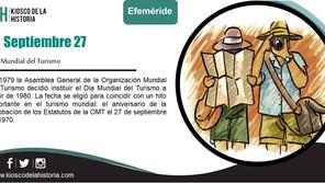 Efemérides del 27 de septiembre