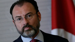 Videgaray comparecerá ante el Senado el próximo 28 de febrero