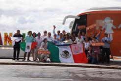 Autobús de la Libertad en México