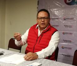 David Muñoz presenta propuestas que generarán oportunidades para todos