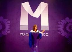 Panistas respaldan a Margarita Zavala, rumbo al 2018