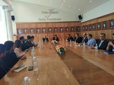 Instala Poder Judicial del Estado de Guanajuato la Comisión para la Consolidación del Sistema Acusat