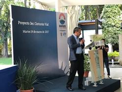Presentan el Proyecto del 3er Cinturón Vial en Irapuato