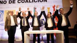 Equipo de campaña de Ricardo Anaya