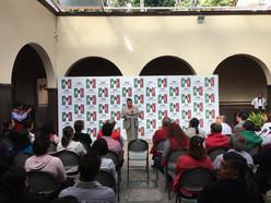 Santiago García deja la dirigencia del PRI Gto