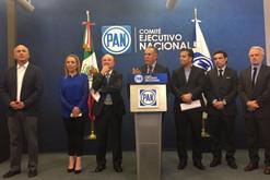 Posicionamiento de la Comisión Permanente del Consejo Nacional del PAN