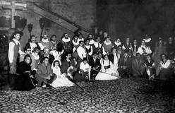 Teatro Universitario. Orígenes del Cervantino