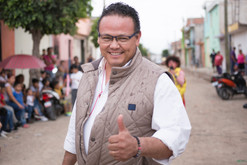 David Muñoz presenta sus objetivos y propuestas rumbo al Congreso Gto