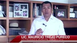 Trejo Pureco se defiende ante las acusaciones en su contra