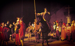 Historia del Festival Internacional Cervantino