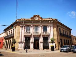 Monumento histórico. La Ex Cárcel de León