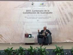 Inician Jornadas conmemorativas del Centenario de la Constitución de Guanajuato