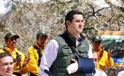 Diego Sinhue Rodríguez, el gobernador con mayor capacidad, según sondeo; no aparece entre los más ho