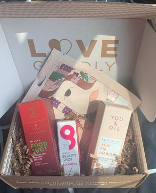 August/September Love Goodly Box