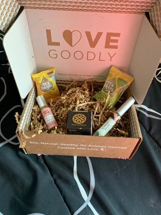 April/May 2020 Love Goodly Box