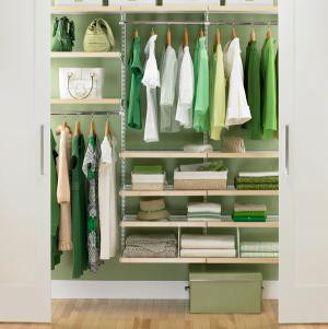 Green Spring Closet Cleaning
