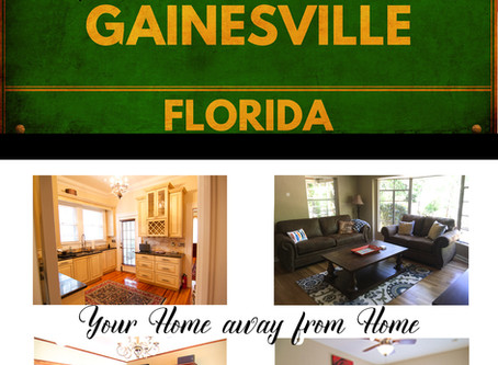 Temporary Housing - Gainesville, FL - Rent fully-furnished while you search for your permanent home