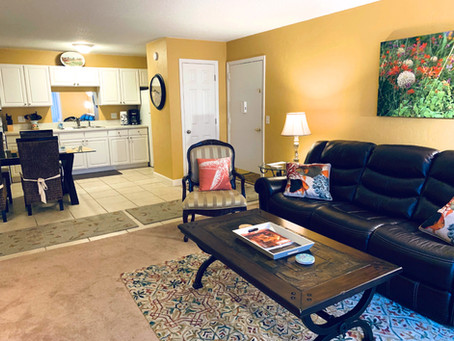 FOR SALE: Turn-key 2 bedroom/ 1 bath condo walking distance to Shands / UF Health, VA, Vet School
