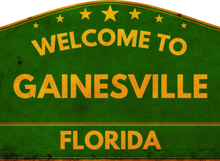 Looking for suggestions from Gainesville locals