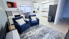 Introducing our Newest Downtown Gainesville 2 Bedroom/ 1 Bathroom Short-Term Rental