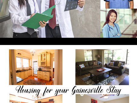 Travel Nurse Rentals in Gainesville, FL