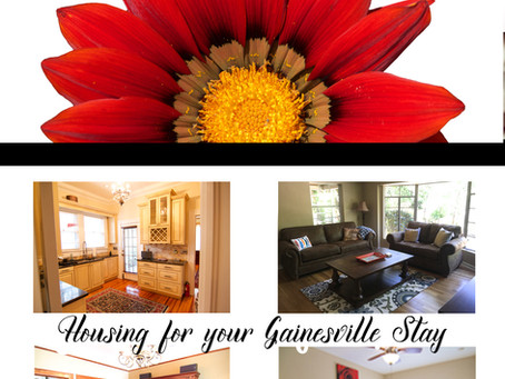 Gainesvilles Best Corporate Rentals - Extended Stay - Fully-Furnished Rental Houses and Condos