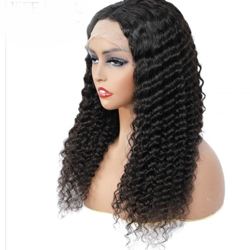 Deep Curly T-Part Wig