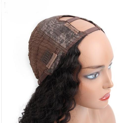 Deep Curly U-Part Wigs