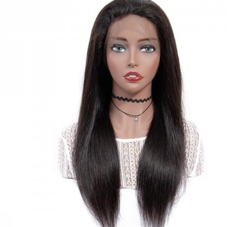 Straight 360 Lace Wigs