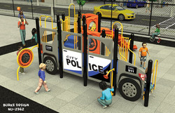 Police Playset