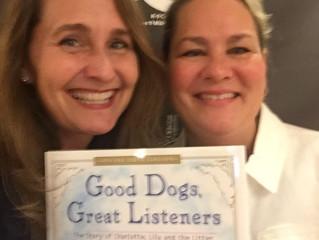 JoAnn Speaks at Comfort Dog Convention