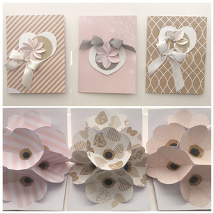 Custom Bouquet Card