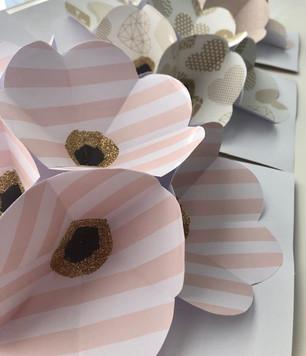 Handmade bouquet of flowers
