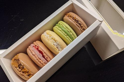 Macarons - 5 pack