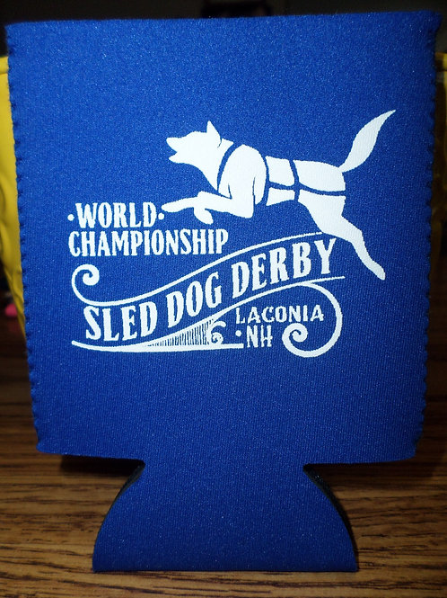 Sled Dog Derby Koozie