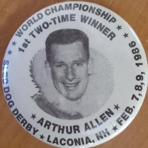 World Championship Button 1986