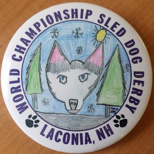 World Championship Button