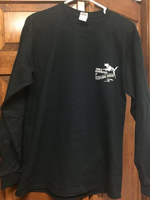 Sled Dog Derby Long Sleeve T-Shirt