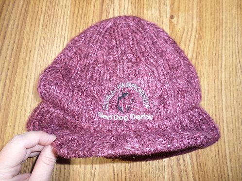 Sled Dog Derby Cable Brimmed Hat