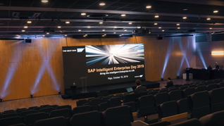 KONFERENCES ATSKATS- SAP INTELLIGENT ENTERPRISE DAY