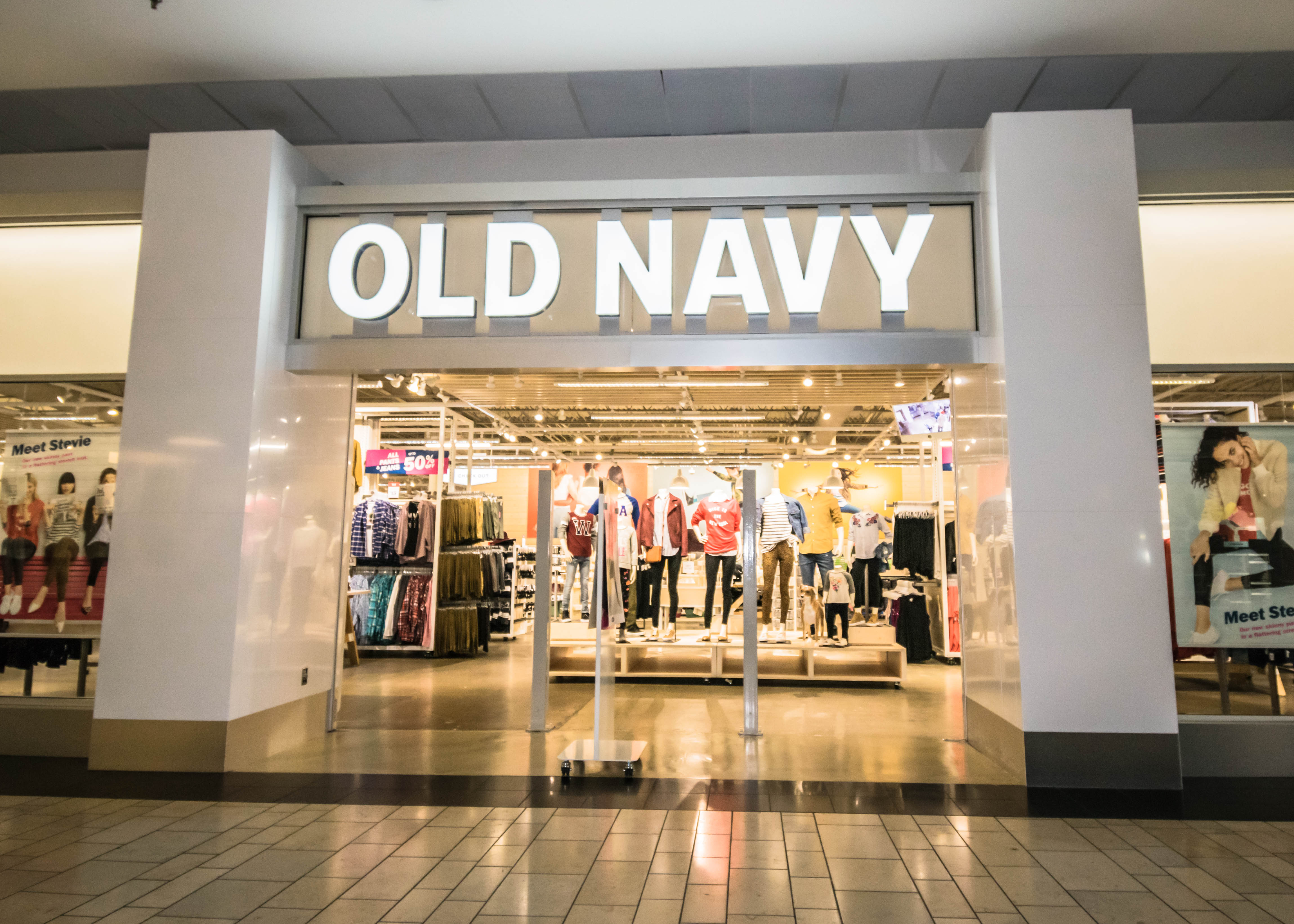 Old Navy, Miami International Mall